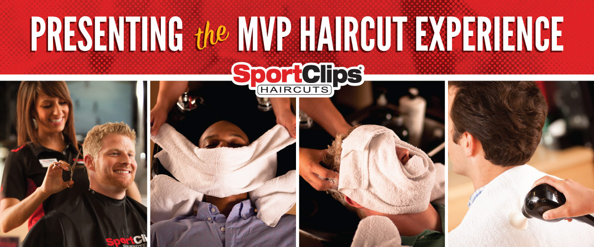 The Sport Clips Haircuts of Sacramento - R Street Market  MVP Haircut Experience